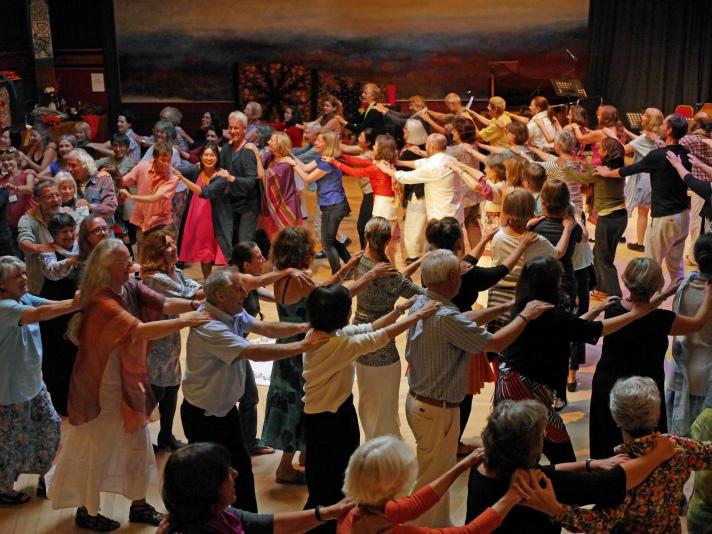 Sacred Dance festival